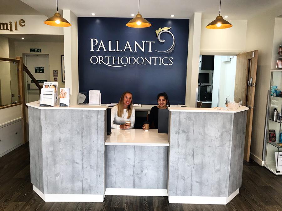 Pallant Orthodontics clinic
